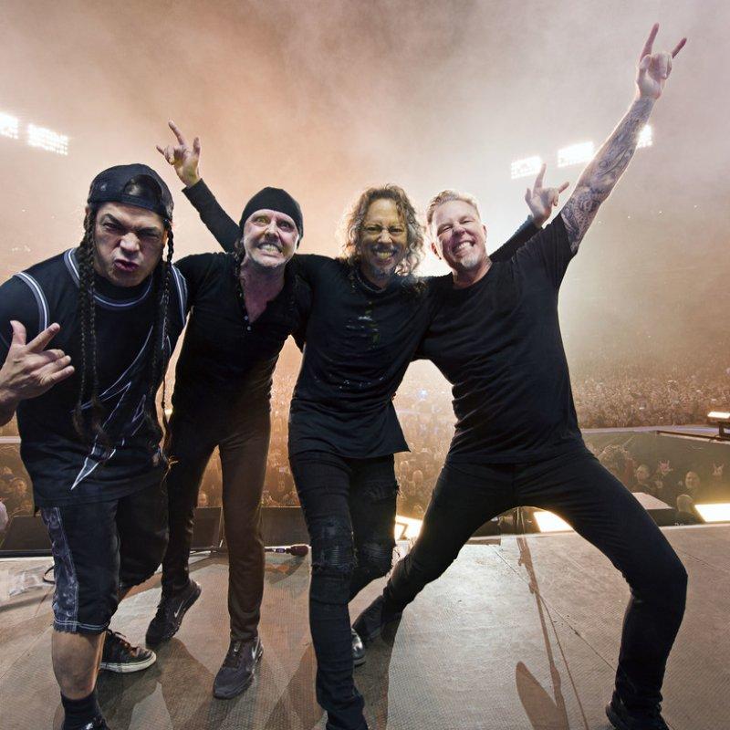 How To Sound Like Metallica Live