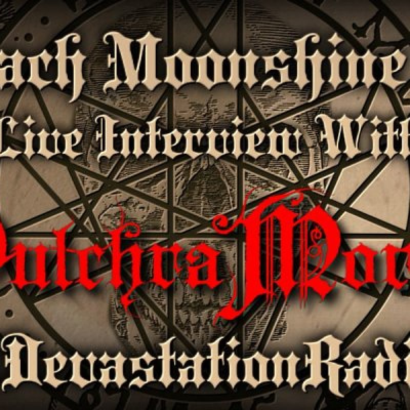 Pulchra Morte - Featured Interview & The Zach Moonshine Show