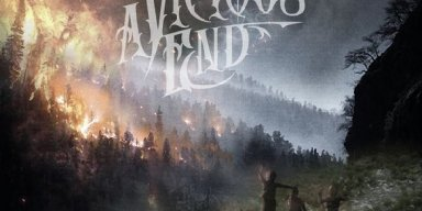 A Vicious End - The Hills Will Burn - Featured At Bathory'Zine!