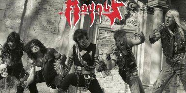 Magnus: Polish Deathrash Legends' Cult Album Scarlet Slaughterer to be Released on CD via Awakening Records