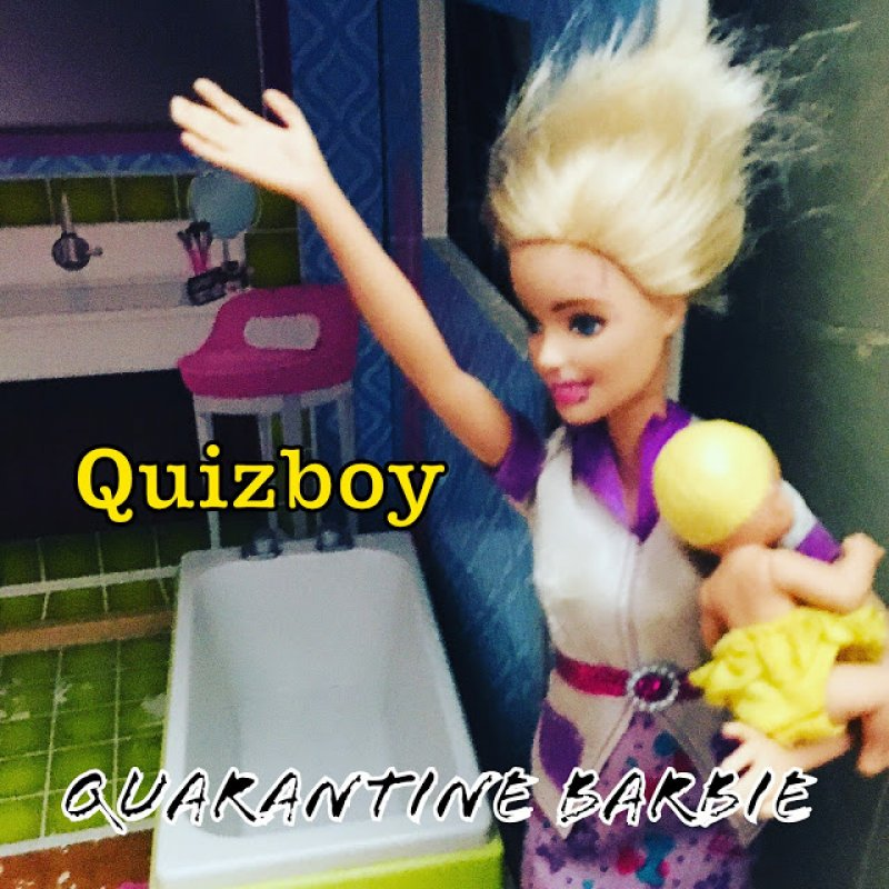 New Promo: Quizboy - Quarantine Barbie (2020) Alternative Rock / Dork Metal