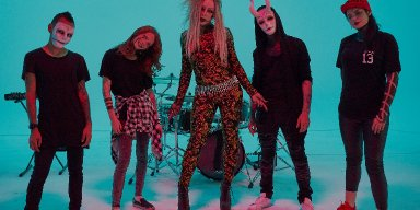 """Canada's PHANTOM HIGH Are Putting The Fun Back Into Dysfunctional With """"Black Divine"""""""