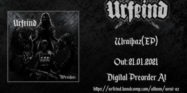 """New Music: Urfeind - """"Wraiþaz"""""""