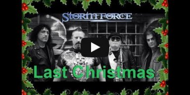 "Storm Force Releases Christmas Single ""Last Christmas"" to Help Put Positivity Back in This World"