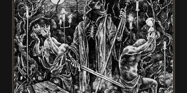 EVANGELIST's 'Ad Mortem Festinamus' Out Now on Nine Records / Album Streaming