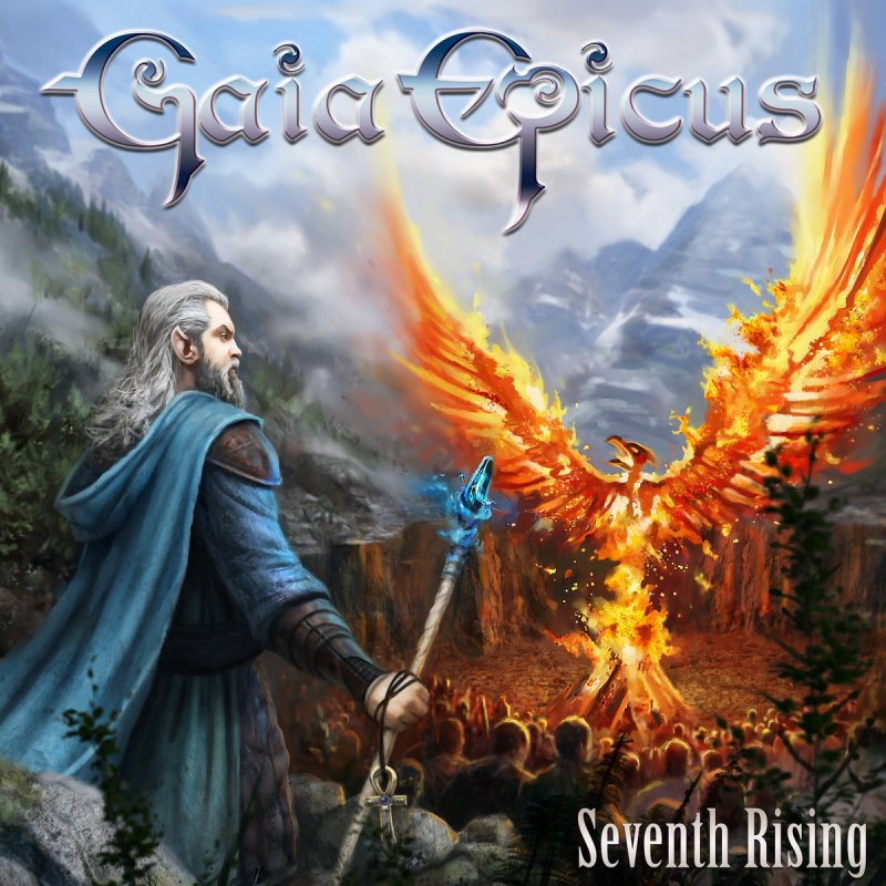 "New Promo: Gaia Epicus - ""Seventh Rising"" - (Power Metal)"