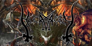 New Promo: Hierarchy - Hierarchy - (Blackened Death Metal)