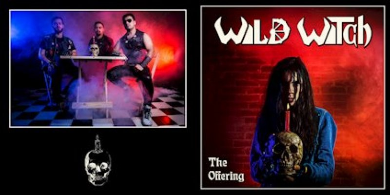 WILD WITCH decides to re-record its whole debut full-length album!