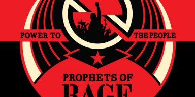 Prophets of Rage: 'We're the soundtrack to the resistance!'