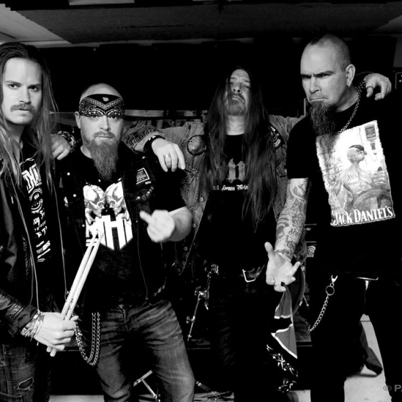 Methane Band Of The Month October 2017