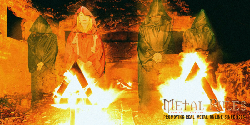Empyrean Fire - Deliverance - Interviewed by Metal Rules!