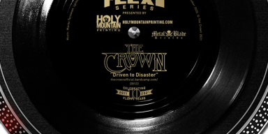 The Crown To Release New Song via the Decibel Flexi Series! Subscribe Today!