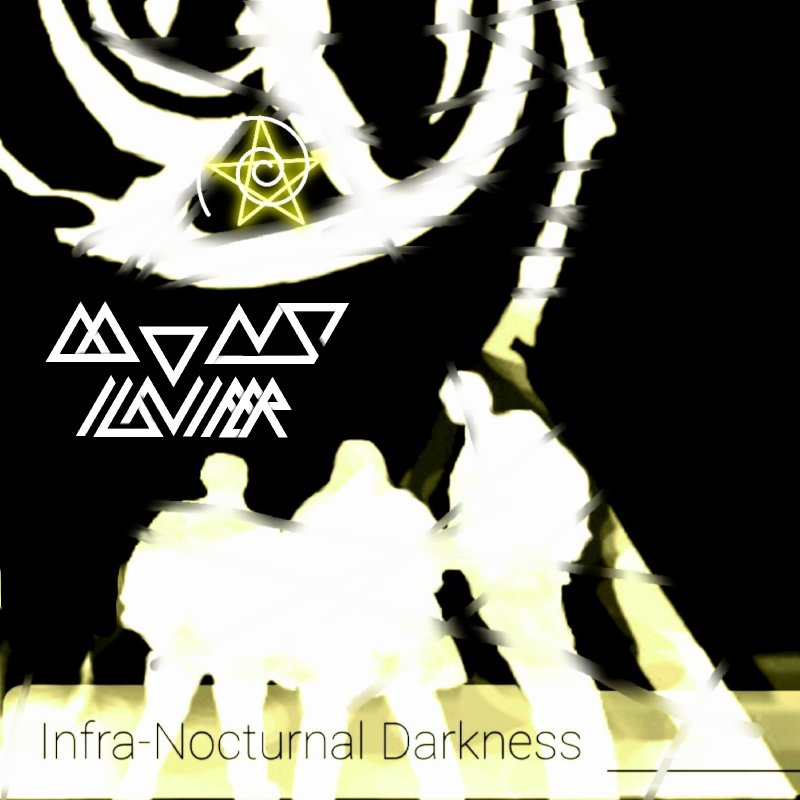 New Promo: Mons Ignifer - Infra-Nocturnal Darkness - (Heavy Metal)