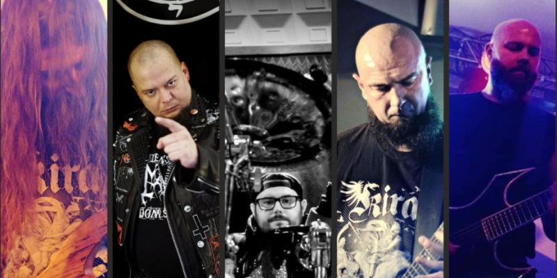 """New Promo: Kira - """"Peccatum Et Blasphemia"""" - (Blackened Death Metal)"""