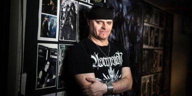 TRIPTYKON's THOMAS GABRIEL FISCHER: 'I Have No Respect For Record Companies'