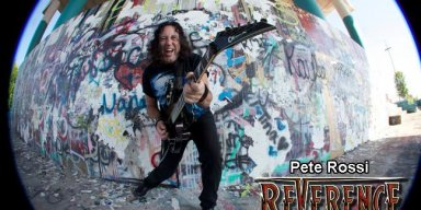 Our hearts are broken, Pete Rossi, one of the best guitarist, and our brother has passed away today.