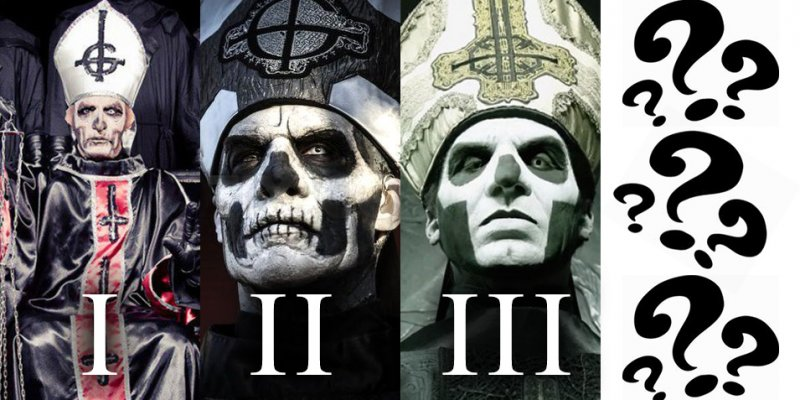 GHOST: PAPA EMERITUS III's Reign Comes To A Close!