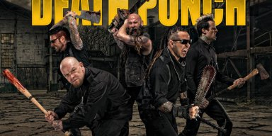 FIVE FINGER DEATH PUNCH says New Album Will Contain Sixteen 'Killer' Songs