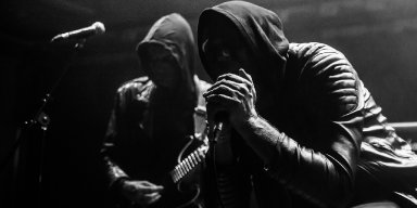 "KJELD premiere new track at ""Decibel"" magazine's website"