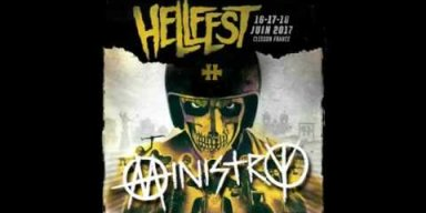 Ministry - Live Hellfest 2017 (Full Show HD)