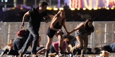 Route 91 Harvest Festival Shooting Leaves At Least 58 Dead, 515 Injured in Largest Mass Shooting in U.S. History