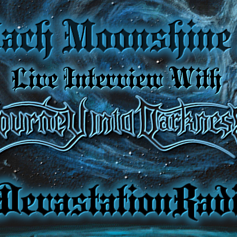 Journey Into Darkness - Featured Interview & The Zach Moonshine Show