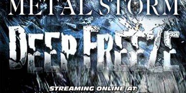 Metal Storm: The Deep Freeze Fest: Online Streaming Event - January 23rd