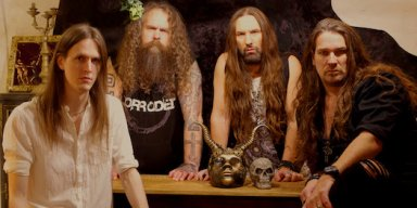 SWEDISH CLASSIC HARD ROCK/DOOM ROCKERS THE SONIC OVERLORDS SIGN WITH M-THEORY AUDIO