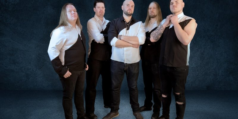 "Final Void released a second single from the upcoming album ""Visions Of Fear"""