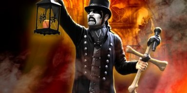 KING DIAMOND Rock Iconz Statue Due In Early 2018