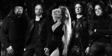 """EVERDAWN: New Noise Magazine Premieres """"Stranded In Bangalore"""" From Symphonic Metal Quintet; Dan Swanö-Mastered Cleopatra Album Nears Release Through Sensory Records + Preorders Posted"""