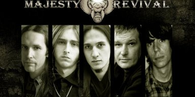 MASSIVE SOUND: Majesty Of Revival reissued debut album!