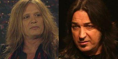 "Sebastian Bach slams Christian rockers STRYPER, saying that their music ""sucks."""