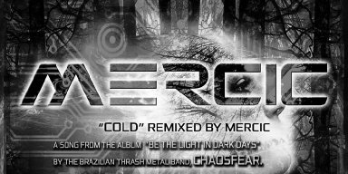 MERCIC AND CHAOSFEAR TOGETHER IN BRUTAL INDUSTRIAL REMIX!
