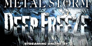 Metal Storm: The Deep Freeze Fest - Featured At Bathory'Zine!