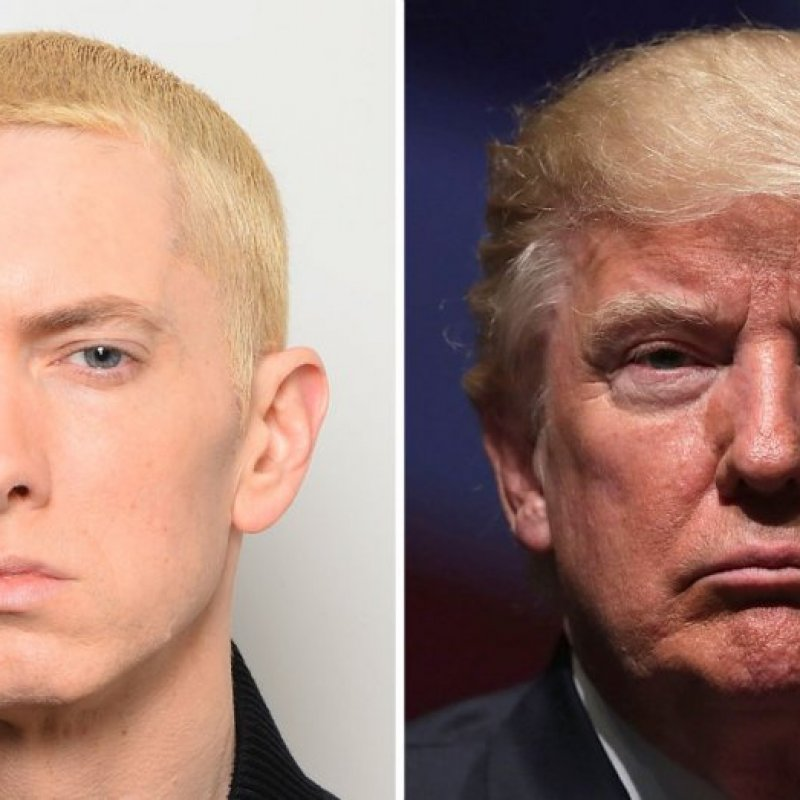 How Does Eminem's Attack On Donald Trump Make You Feel?