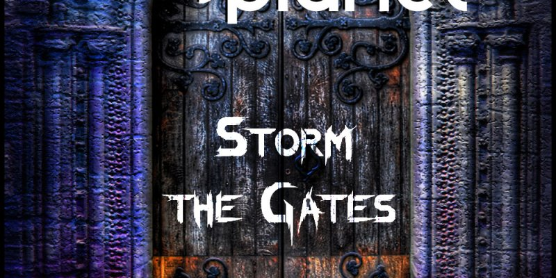 PYJAMA PLANET  TO RELEASE  STORM THE GATES  ON 22 JANUARY 2021