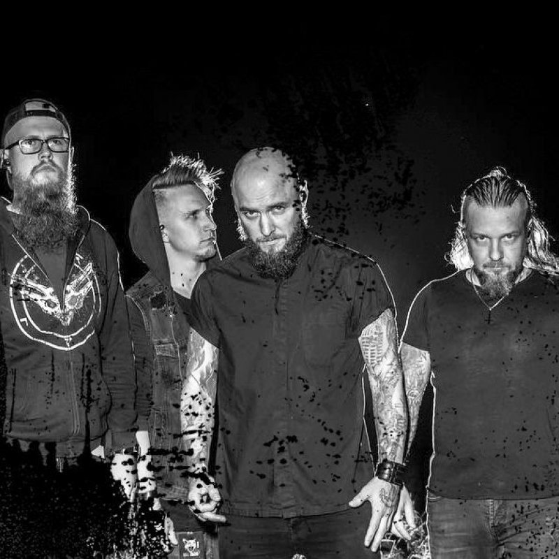 Grief is like an endless ocean - Estonian extreme metal band Goresoerd released new single and music video