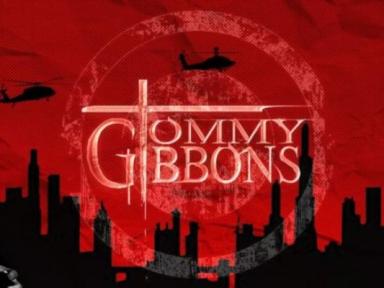 TOMMY GIBBONS - CYBER KAIJU - Streaming At Metal Messiah Radio!