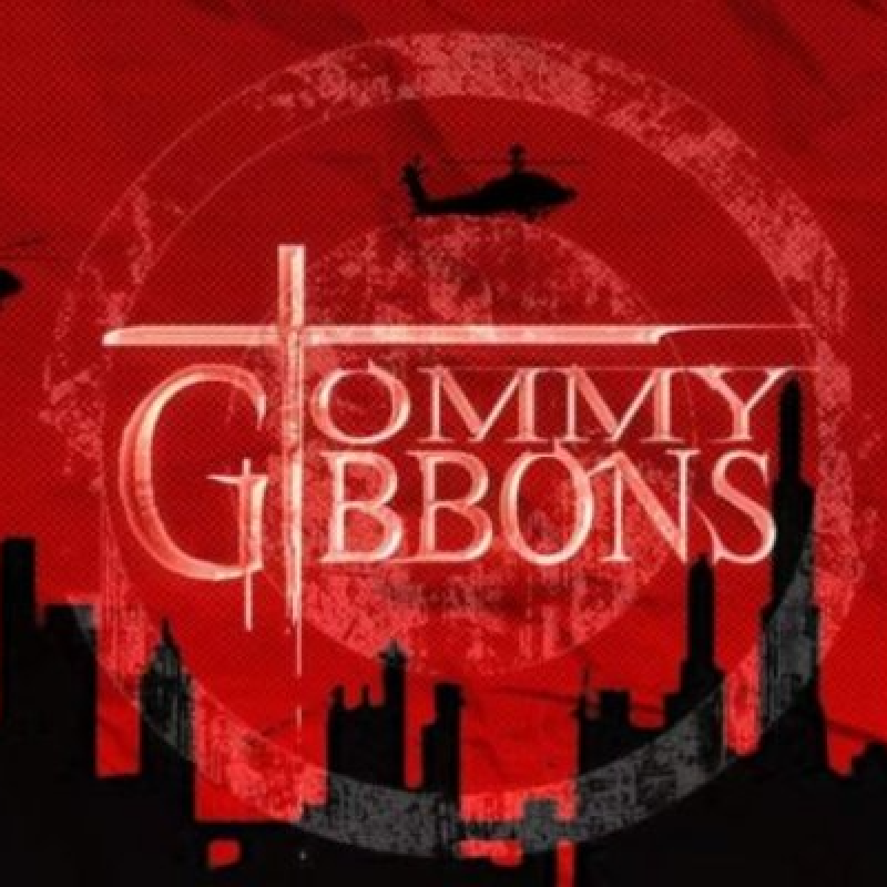 TOMMY GIBBONS - CYBER KAIJU - Streaming At Metal Messiah Radio!