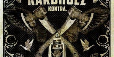 Kärbholz Kontra. Metalville Release: 26 March 2021
