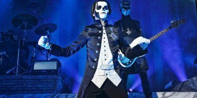 """GHOST SECRETLY PLANNING TO RELEASE A DOUBLE ALBUM TITLED """"CEREMONY & DEVOTION"""""""