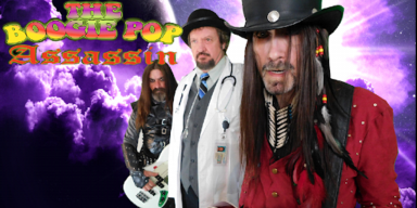New Promo: The Boogie Pop Assassin - Tears Of Gasoline (Classic Rock)