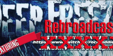 Metal Storm The Deep Freeze Fest Online Streaming Event - ReBroadcast!