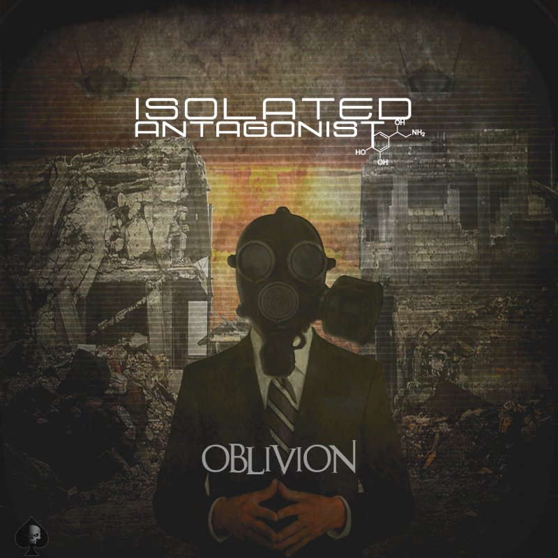New Isolated Antagonist Special Edition CD, Oblivion released by Bluntface Records. Presale proceeds to go to Dana-Faber Cancer Institute