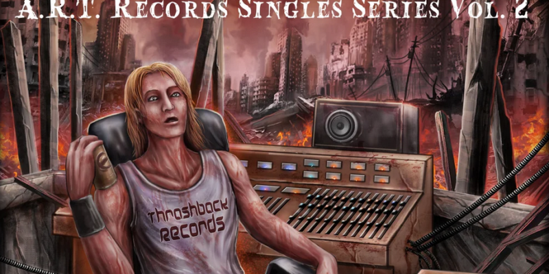 ART Records Singles Series Vol. 1 - Reviewed By Rocka Rolla Web Zine!