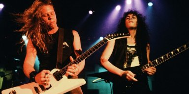 METALLICA Releases June 1985 Demo Version Of 'Master Of Puppets' Title Track