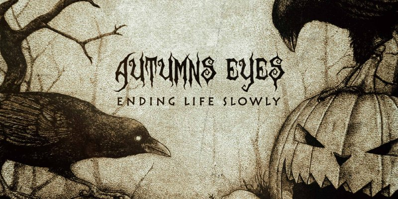 Halloween horror metal band AUTUMNS EYES reveal new album Ending Life Slowly