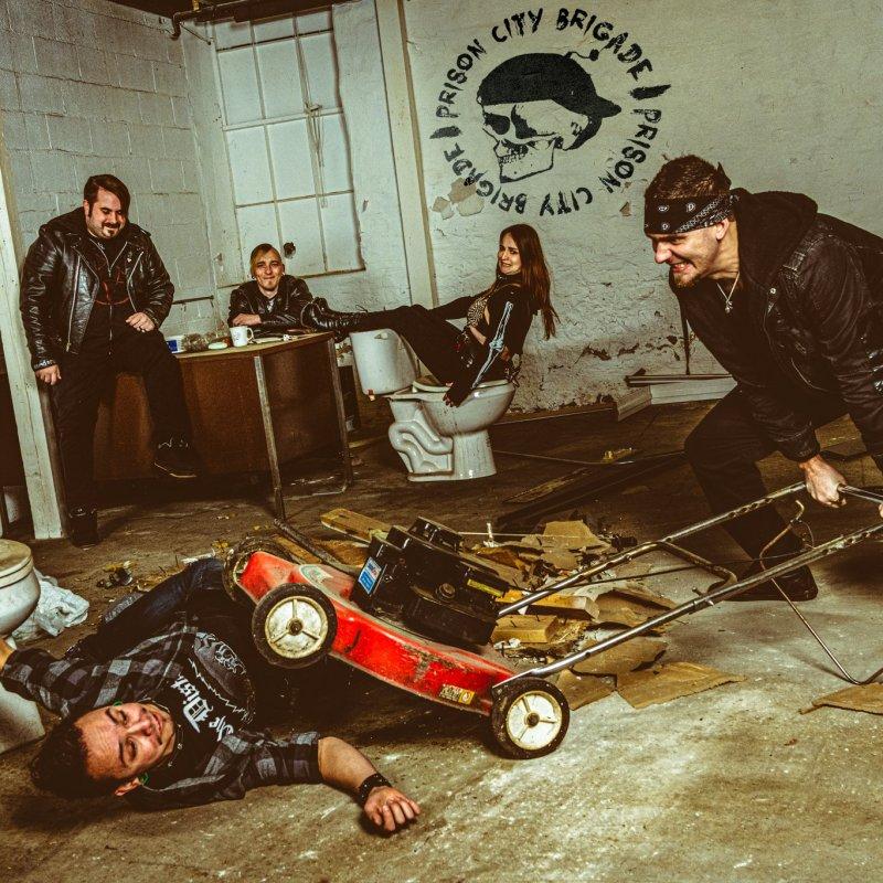 New Promo: Prison City Brigade - Rough Skeletons - (Rock / Post Punk / Post Hardcore)