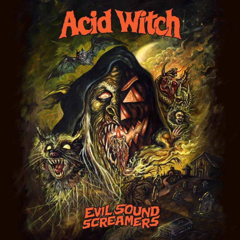 Listen To Brand New ACID WITCH!